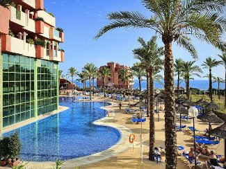 Aquamania Holiday Palace Hotel in Costa del Sol, Spain