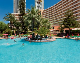 Thomas Cook Zoraida Resort in Palm Beach Hotel
