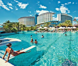 Thomas Cook Royal Wings Hotel in Turkey
