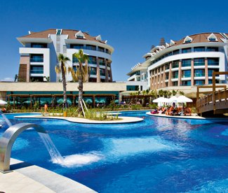 Thomas Cook Sherwood Dreams in Turkey