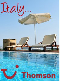 Thomson Holidays - holiday villas in Italy