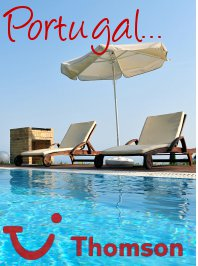 Thomson Holidays - holiday villas in Portugal