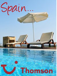 Thomson Holidays - holiday villas in Spain